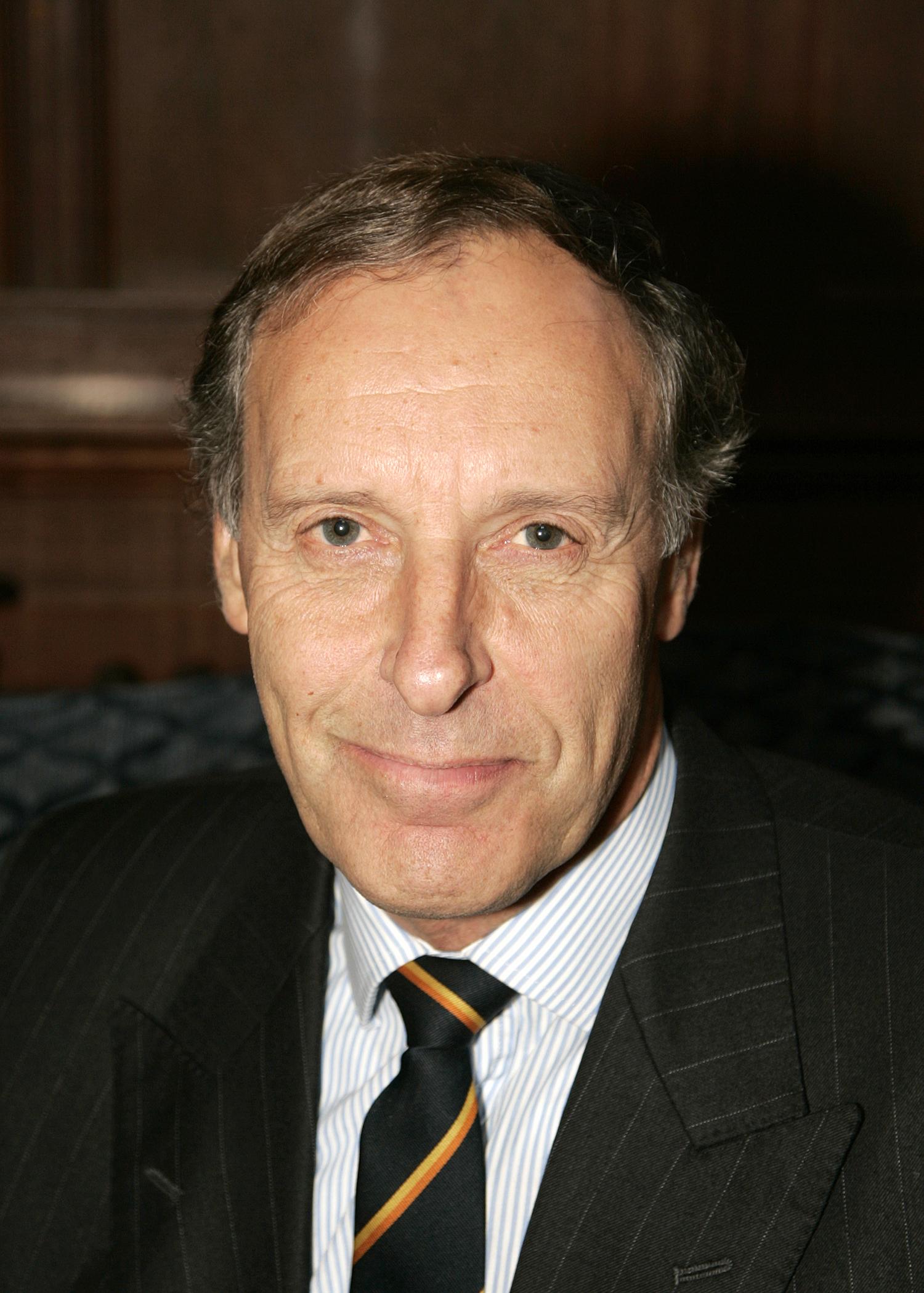 COL (RETD) PETER WILLIAMS OBE